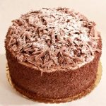 Chocolate Buttercream Torte