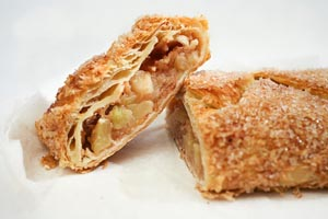Coffee Cake - Apple Strudel