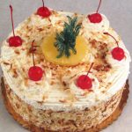 Hawaiian Torte